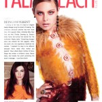 Jaclyn Stapp featured in Palm Beach Illustrated