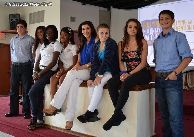 Jaclyn Stapp & NVEEE Teens